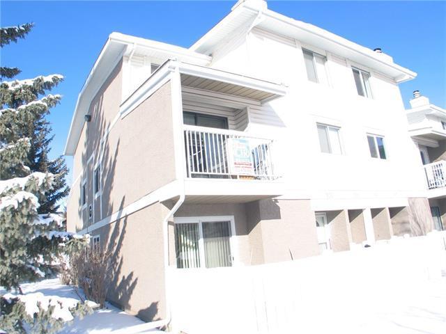 3015 51 Street SW #101, Calgary, AB T3E 6N5 (#C4166651) :: Redline Real Estate Group Inc