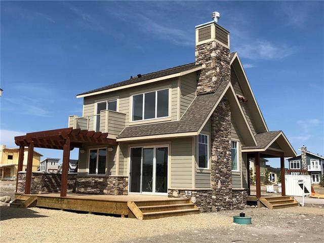 301 Cottageclub Green, Rural Rocky View County, AB T4C 1B1 (#C4167008) :: Redline Real Estate Group Inc
