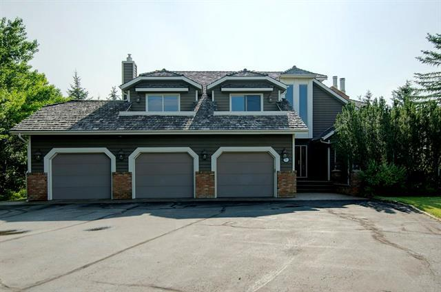 55 Pinecone Lane SW, Rural Rocky View County, AB T3E 6W3 (#C4167370) :: Canmore & Banff