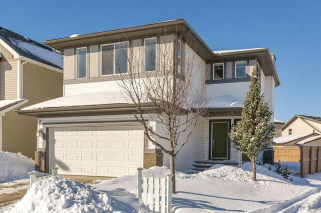 969 Reunion Gateway NW, Airdrie, AB T4B 0G8 (#C4167999) :: Canmore & Banff