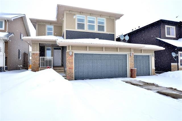 105 Kinniburgh Way, Chestermere, AB T1X 0M1 (#C4170186) :: Canmore & Banff