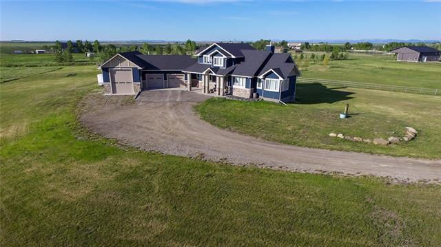 16115 Sage Valley Drive E, Rural Foothills M.D., AB T1V 1N1 (#C4170576) :: Carolina Paredes - RealHomesCalgary.com