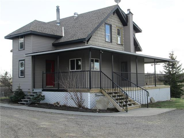 30569 Rg Rd 32, Rural Mountain View County, AB T0M 0W0 (#C4170585) :: Redline Real Estate Group Inc
