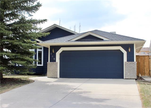 148 Woodbend Way, Okotoks, AB T1S 1L7 (#C4170640) :: Redline Real Estate Group Inc