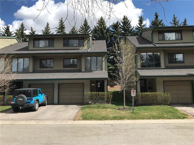 140 Point Drive NW #8, Calgary, AB T3E 1Y6 (#C4170928) :: Canmore & Banff