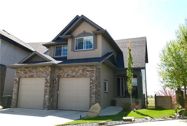 1707 Montgomery Park SE, High River, AB T1V 0B8 (#C4172056) :: Redline Real Estate Group Inc
