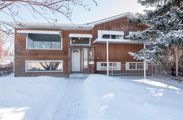 86 Marbrooke Circle NE, Calgary, AB T2A 2W6 (#C4172249) :: Canmore & Banff