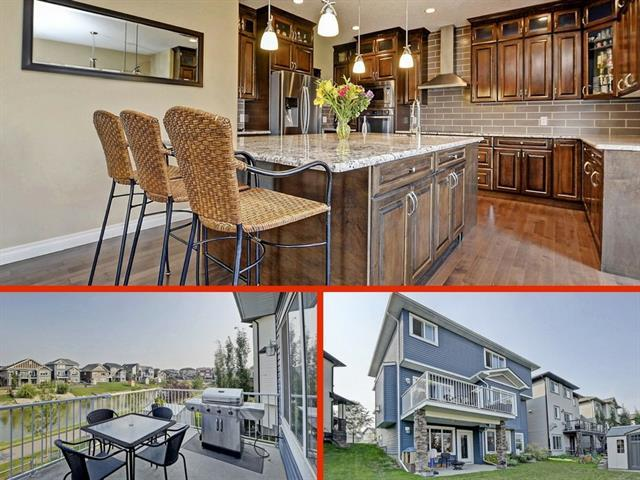 1846 Baywater Street SW, Airdrie, AB T4B 0A9 (#C4172356) :: Canmore & Banff