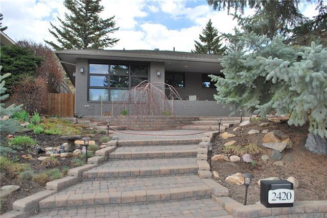 2420 Sandhurst Avenue SW, Calgary, AB T3C 2M6 (#C4172393) :: Redline Real Estate Group Inc