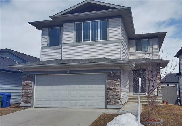 434 Cimarron Boulevard, Okotoks, AB T1S 0A9 (#C4172659) :: Redline Real Estate Group Inc