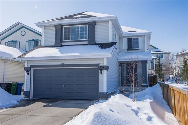 231 Schooner Close NW, Calgary, AB T3L 1Y7 (#C4172871) :: Canmore & Banff