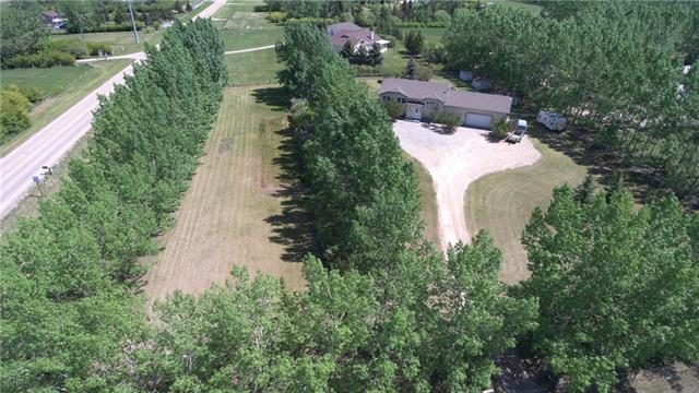 263252 Rge Rd 293, Rural Rocky View County, AB T4A 0N3 (#C4172961) :: The Cliff Stevenson Group