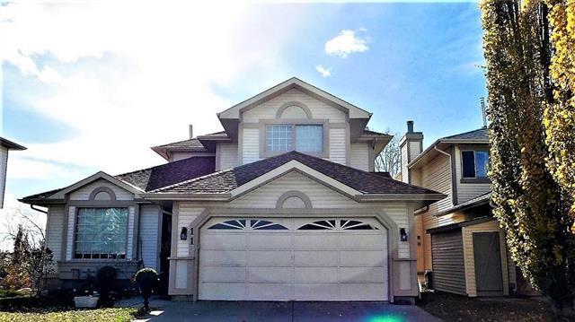 11 Scanlon Green NW, Calgary, AB T3L 1L3 (#C4172987) :: Canmore & Banff
