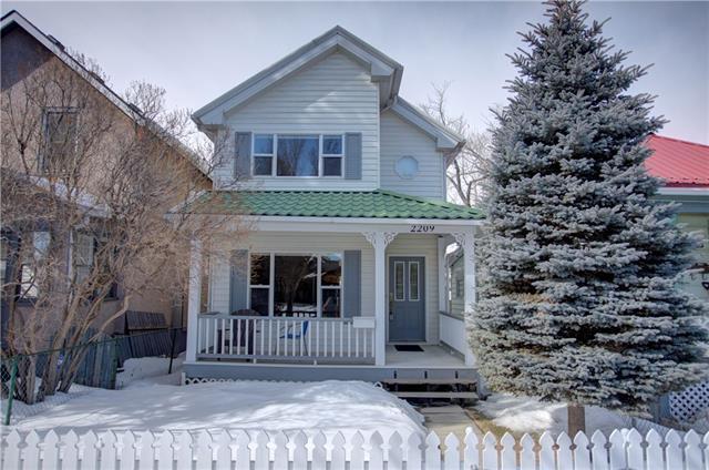 2209 16 Street SE, Calgary, AB T2G 3P8 (#C4173074) :: Redline Real Estate Group Inc