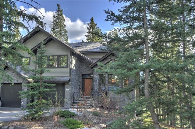 133 Silvertip Ridge, Canmore, AB T1W 3A8 (#C4173152) :: The Cliff Stevenson Group