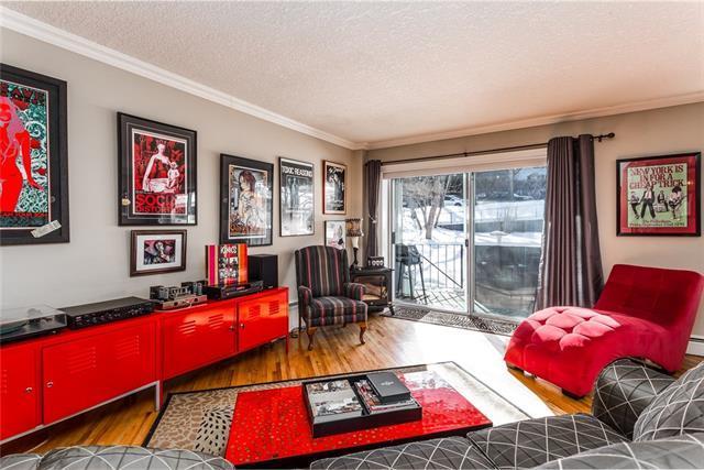 823 Royal Avenue SW #208, Calgary, AB T2T 0L4 (#C4173240) :: The Cliff Stevenson Group
