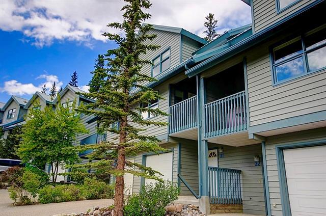 242 Benchlands Terrace #31, Canmore, AB T1W 1E9 (#C4173427) :: Canmore & Banff