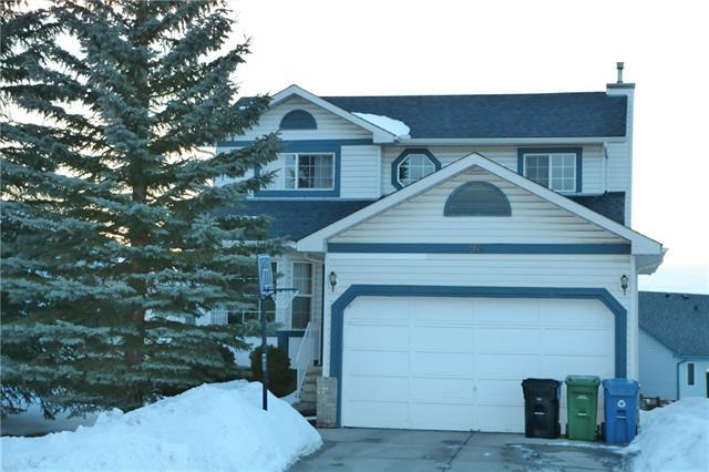 264 Hawkmount Close NW, Calgary, AB T3G 3Z4 (#C4173487) :: Canmore & Banff
