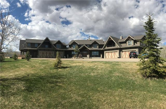 58 Big Hill Springs Estates, Rural Rocky View County, AB T4C 0E5 (#C4173529) :: Redline Real Estate Group Inc