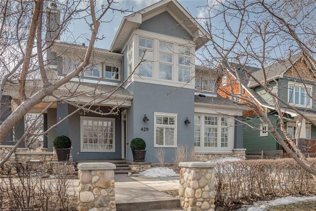 429 Riverdale Avenue SW, Calgary, AB T2S 0X8 (#C4173643) :: Canmore & Banff