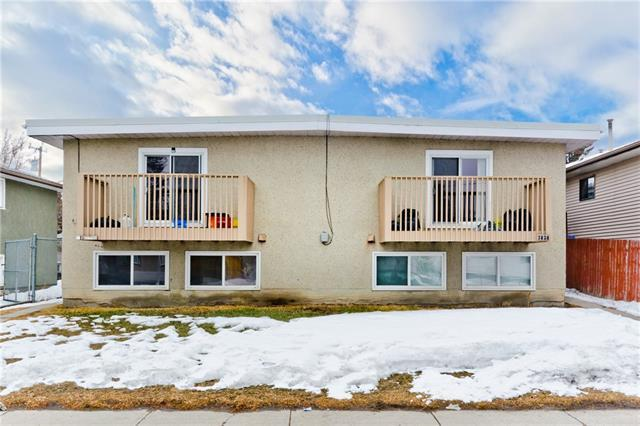 1828 42 Street SE, Calgary, AB T2B 1E8 (#C4173786) :: Redline Real Estate Group Inc