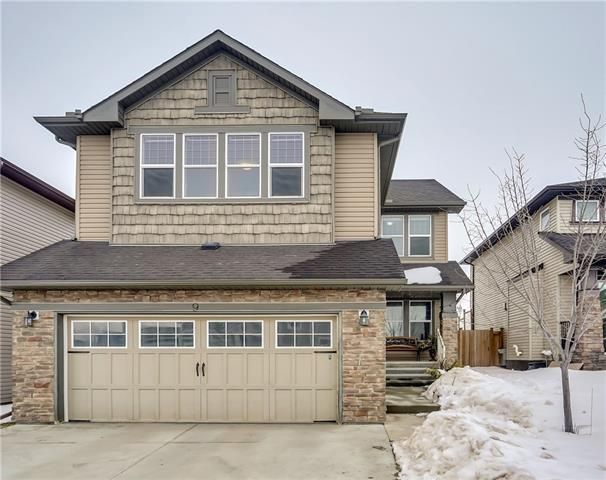 9 Sage Hill Landing NW, Calgary, AB T3R 0H5 (#C4173892) :: Canmore & Banff