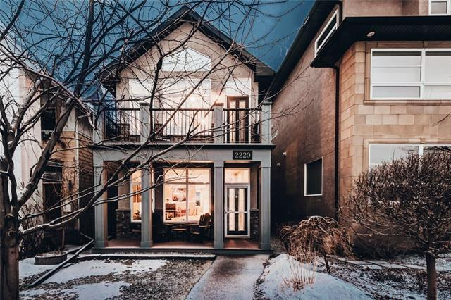 2220 9 Avenue SE, Calgary, AB T2G 5P7 (#C4173949) :: Canmore & Banff