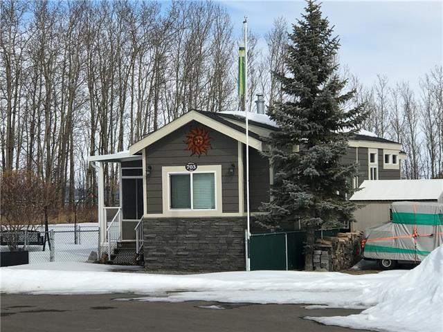 703 Carefree Resort, Rural Red Deer County, AB T4G 1T8 (#C4174013) :: The Cliff Stevenson Group