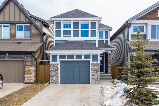 106 Legacy Close SE, Calgary, AB T2X 0Y9 (#C4174781) :: Canmore & Banff