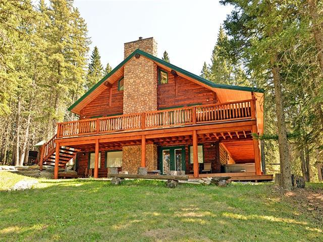 3 Ranch Road, Rural Foothills M.D., AB T0L 1K0 (#C4174784) :: Redline Real Estate Group Inc
