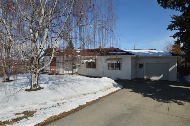 1436 23 Street SW, Calgary, AB T3C 1H6 (#C4175578) :: Canmore & Banff
