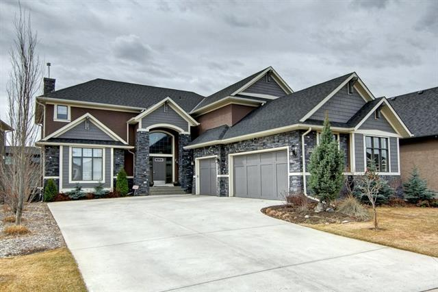 101 Lott Creek Landing, Rural Rocky View County, AB T3Z 3V4 (#C4176046) :: Redline Real Estate Group Inc