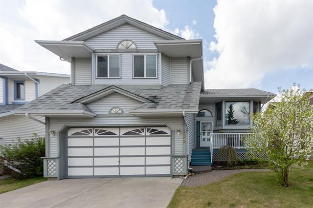 109 Sandpiper Circle NW, Calgary, AB T3K 3P4 (#C4176112) :: Redline Real Estate Group Inc