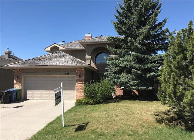 6987 Christie Briar Manor SW, Calgary, AB T3H 2R3 (#C4176425) :: Redline Real Estate Group Inc