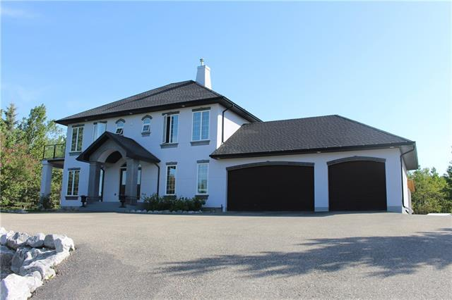 40 Church Ranches Boulevard, Rural Rocky View County, AB T3R 1C1 (#C4176499) :: Calgary Homefinders