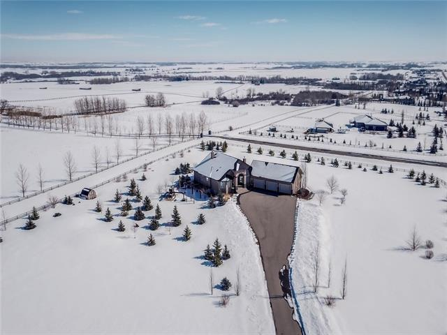 47 Norris Coulee Path, Rural Foothills M.D., AB T1S 5A4 (#C4176564) :: Redline Real Estate Group Inc