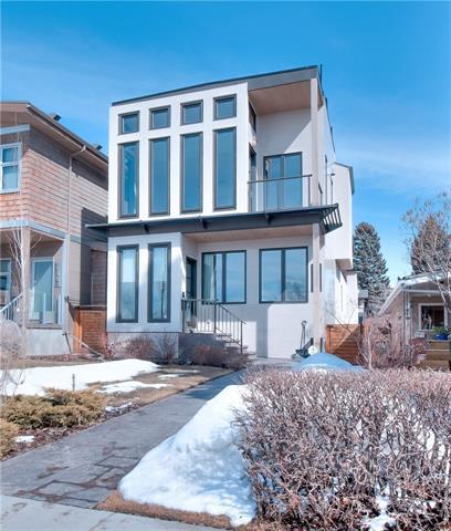 4104 1A Street SW, Calgary, AB T2S 1R8 (#C4176623) :: Redline Real Estate Group Inc