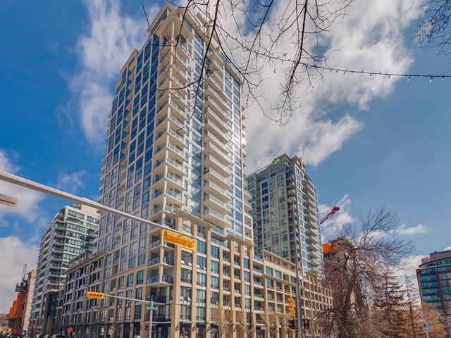 222 Riverfront Avenue SW #2324, Calgary, AB T2P 0Z2 (#C4176662) :: Redline Real Estate Group Inc