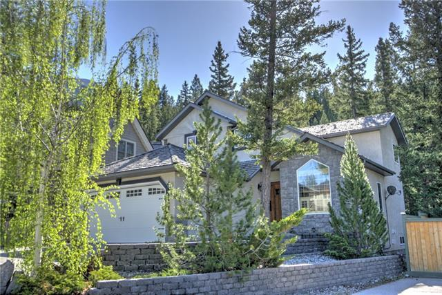 19 Canyon Road, Canmore, AB T1W 1G3 (#C4176723) :: The Cliff Stevenson Group