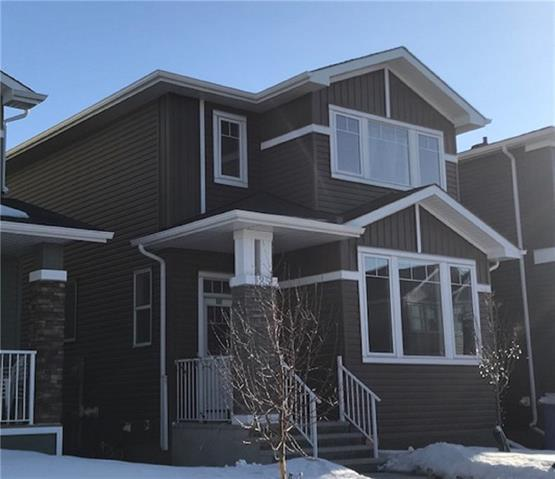 125 Redstone Park NE, Calgary, AB T3N 0P7 (#C4176795) :: Canmore & Banff