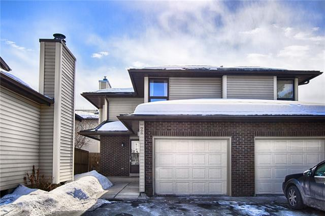 76 Cedardale Crescent SW #26, Calgary, AB T2W 3Z5 (#C4176815) :: Redline Real Estate Group Inc