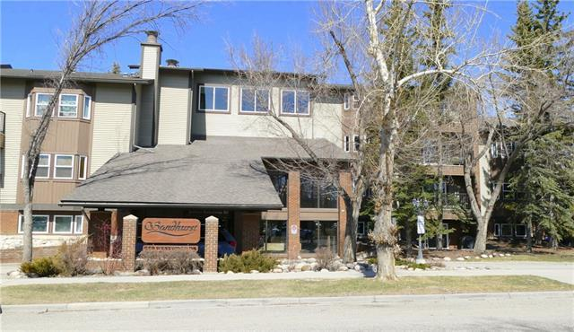 550 Westwood Drive SW #323, Calgary, AB T3C 3T9 (#C4176925) :: Canmore & Banff