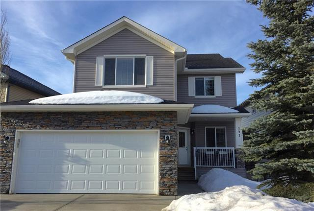 123 Crystal Shores Manor, Okotoks, AB T1S 2H6 (#C4177145) :: Canmore & Banff