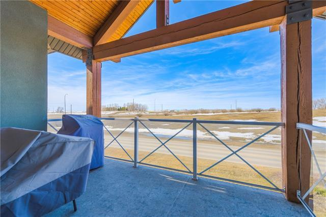 308, 1005B Westmount Drive, Strathmore, AB T1P 0C3 (#C4177579) :: Your Calgary Real Estate