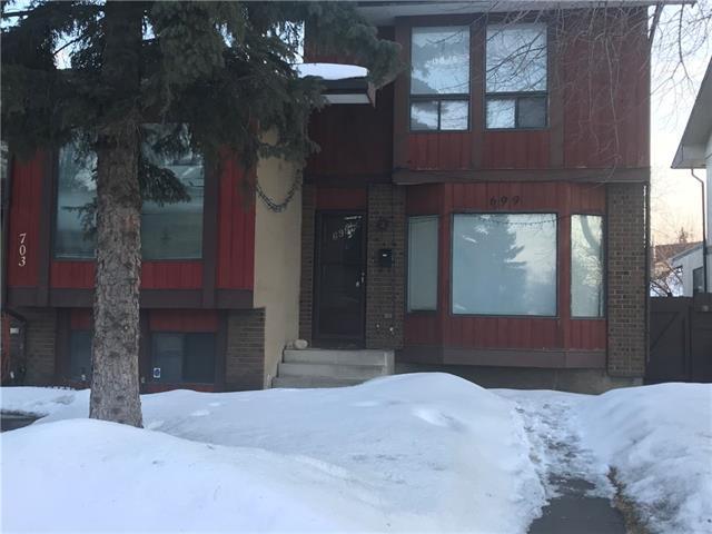 699 Whiteridge Road NE, Calgary, AB T1Y 4K4 (#C4177780) :: Redline Real Estate Group Inc