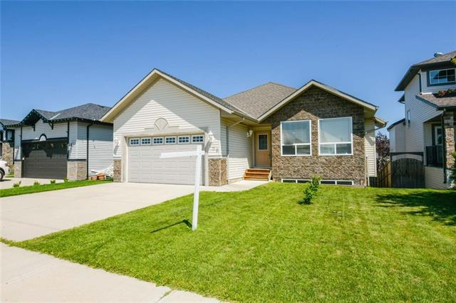206 Strathmore Lakes Bend, Strathmore, AB T1P 1Y8 (#C4177801) :: Your Calgary Real Estate