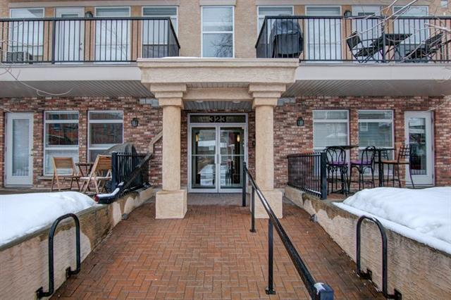 323 18 Avenue SW #105, Calgary, AB T2S 0C4 (#C4177851) :: Redline Real Estate Group Inc