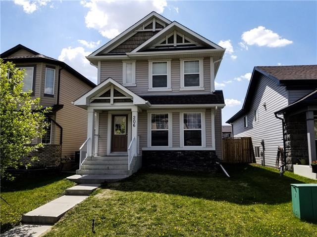 206 Morningside Gardens SW, Airdrie, AB T4B 0C9 (#C4177854) :: Redline Real Estate Group Inc