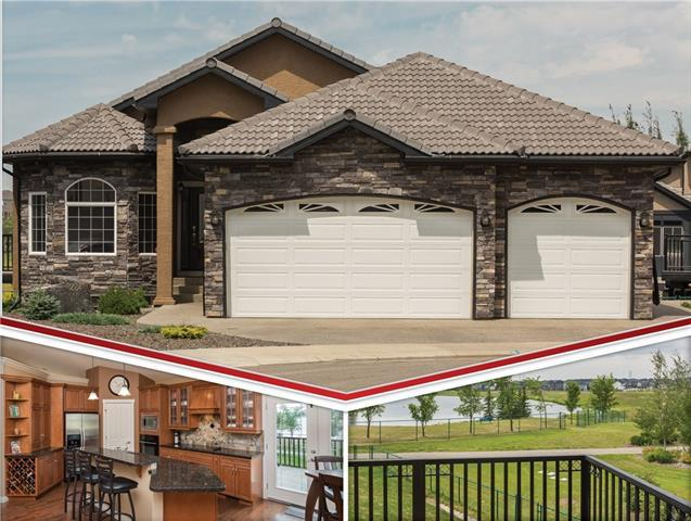 224 Cove Way, Chestermere, AB T1X 1V7 (#C4177910) :: The Cliff Stevenson Group