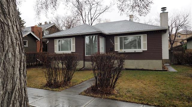 1624 4A Street NW, Calgary, AB T2M 3B2 (#C4178109) :: Redline Real Estate Group Inc